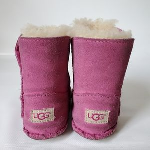 UGG Sheep Sherling Fully Lined Warm Booties